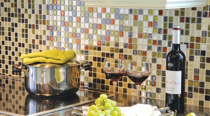 Dosseret De Cuisine Tuiles Idaho Smart Tiles Quebec Showroom